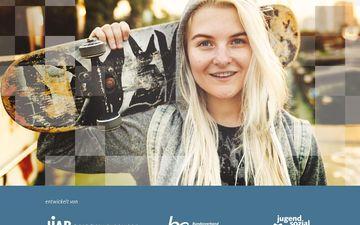 Cover der Handreichung KNI in den Hilfen zur Erziehung