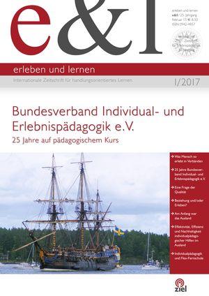 Cover-erleben und lernen-Heft 01/2017