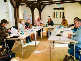Treffen der Fachgruppe Hilfen zur Erziehung