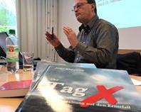Jorge Klapproth, Workshop Krisenkommunikation