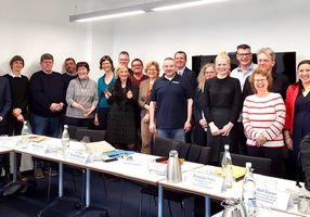 Fachdialog in Berlin mit u.a. dem BMFSFJ
