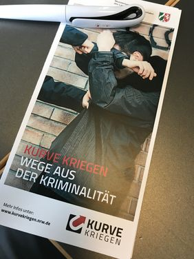 "Initiative ""Kurve kriegen"" in NRW"