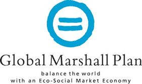 Logo Global Marshall Plan