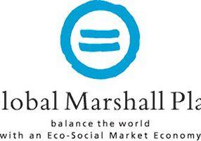 Logo Global Marshall Plan