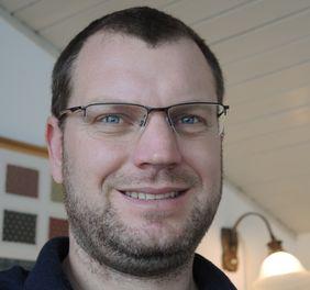 Florian Galuschka - neu im Vorstand