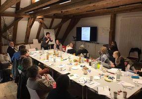 """Fachgruppe """"Hilfen zur Erziehung"""" in Lindau"""