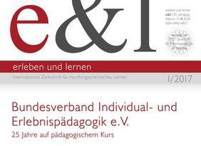 Cover Zeitschrift e&l Heft 1/17